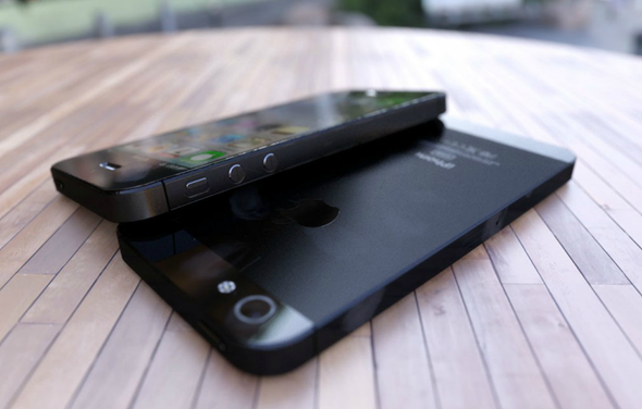 Picture of iPhone 5 Image replica