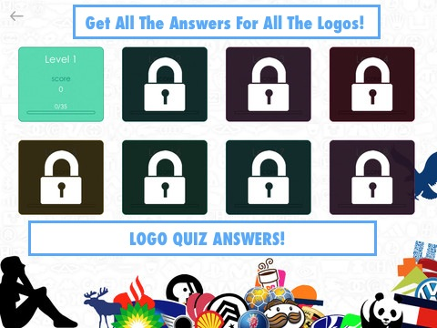 Logos Quiz Answers Level 7 – This is the logo quiz answers, cheats